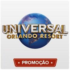 UNIVERSAL - 03 Dias | 02 Parques - Park To Park Ticket  (Ingresso Eletrônico De 03 Dias)