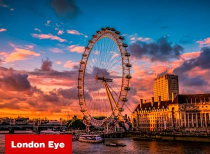 London Pass com Oyster Card - 6 dias